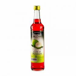Cocopandan Syrup Marjan -...