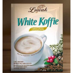 White Coffee Luwak original...