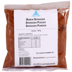 Spekkoek powder 100g