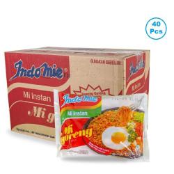 Fried noodle Indomie 1 box...