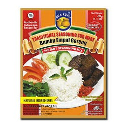 Seasoning fried Empal (...