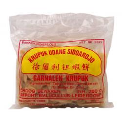Hóstia Crackers de Camarão,...