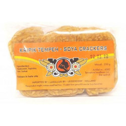 Tempe Chips 250g raw