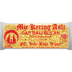 Wonton Noodle  200g Bali Bulan
