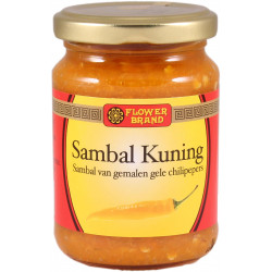 Yellow spicy sauce 200g FB