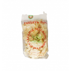 X.O CASSAVA CHIPS 250 G.