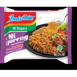 Fried noodle rendang...