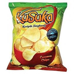 Kusuka Cassava Chips...
