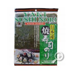 Yaki Sushi Nori 1x 10pcs