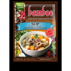 Chicken/Meat/Oxtail Soup...