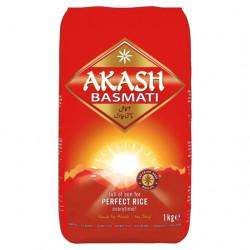 Basmati Rice 1kg Akash