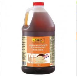 Sesame oil 1.89lt Lee Kum Kee