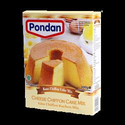 Pondan Chiffon Cheese 400gr